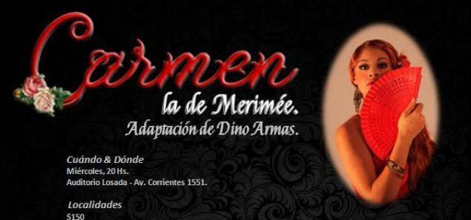 Carmen, la de Marimée