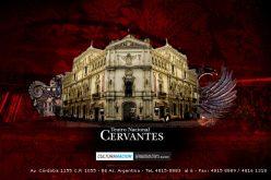 El Teatro Nacional Cervantes produce en el país