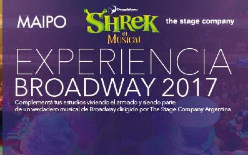Experiencia Broadway