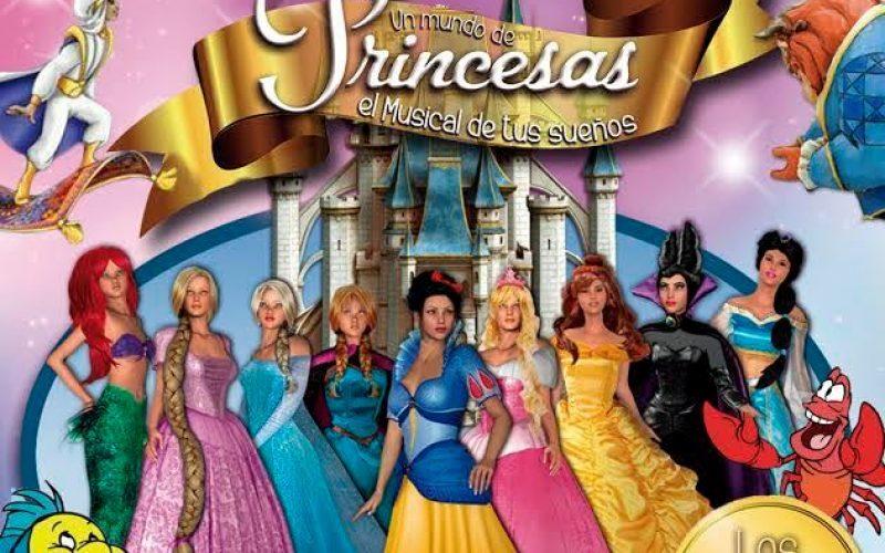 Un mundo de princesas (Mar del Tuyú y Villa Gesell)