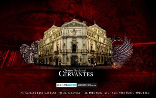 Teatro Nacional Cervantes. Presentación de temporada 2017