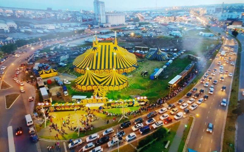 El majestuoso Circo Rodas celebra 35 años con un show renovado
