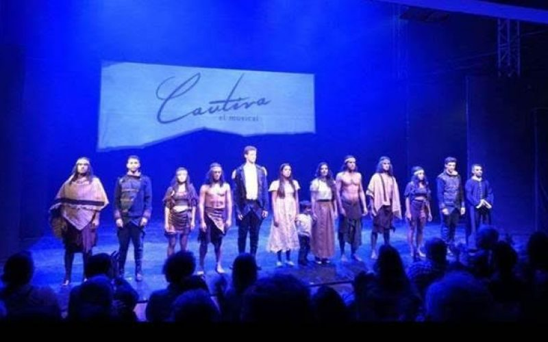 Cautiva, el musical