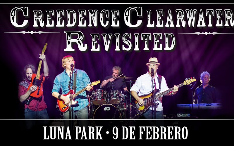 Creedence Clearwater Revisited (9/2)