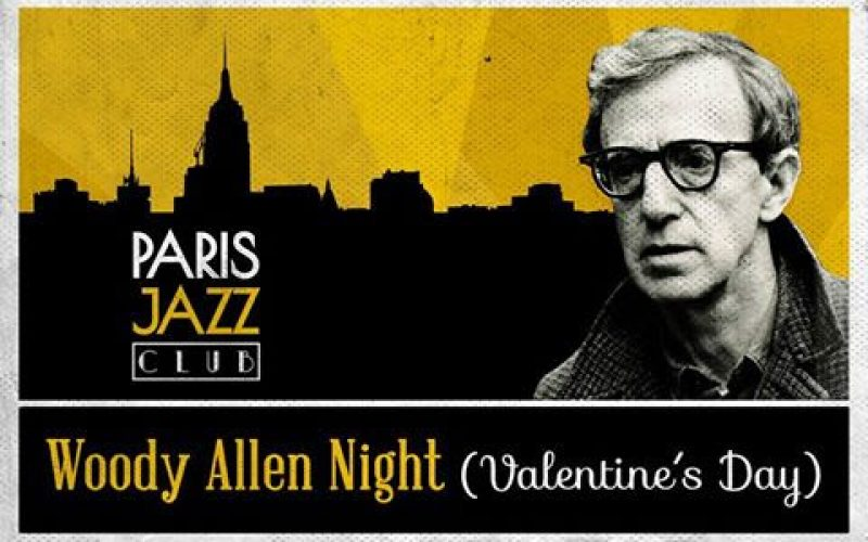 Paris Jazz Club Febrero