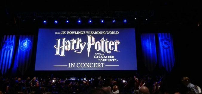 Harry Potter y la Cámara Secreta en Concierto