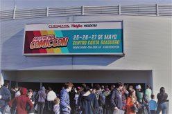 9 edición de Argentina Comic Con
