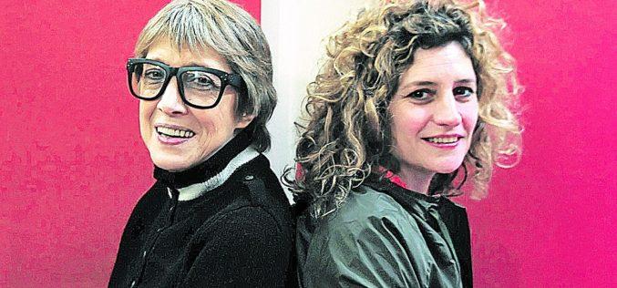 Teresa Parodi y Ana Prada