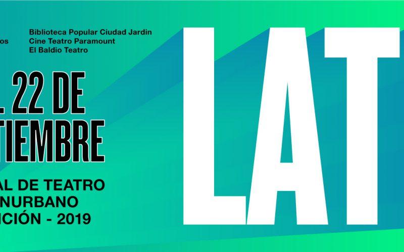 LATE: festival de teatro en el conurbano