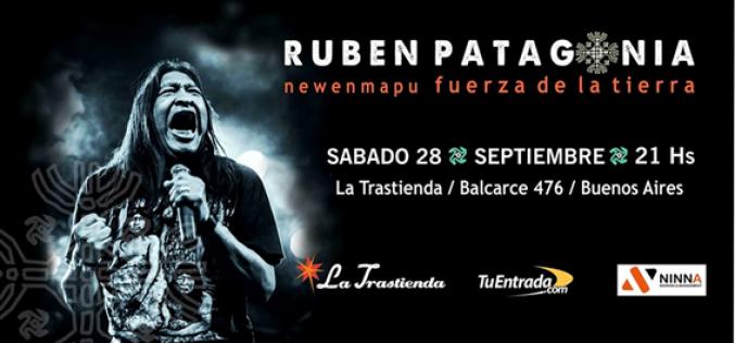 Ruben Patagonia (28/9)