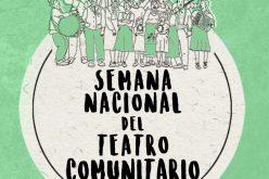 3 semana del teatro comunitario. 29 de noviembre – 8 de diciembre
