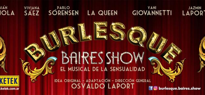 Burlesque Baires show