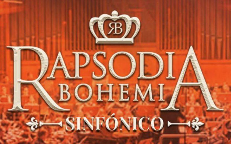 Rapsodia Bohemia. Sinfónico
