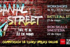 Canal Street. España. 18 al 22/5