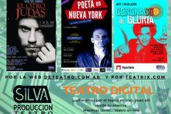 Silva Producciones. Teatro en plataformas