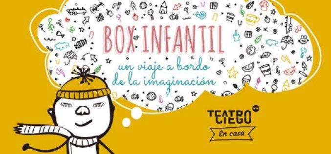 Teatro Ciego, box infantil