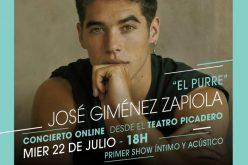 """José Giménez Zapiola """"El Purre"""" (22/7)"""
