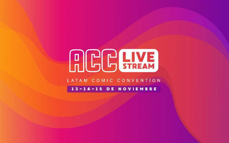 Argentina Comic Con 13/14/15 de noviembre