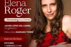 Elena Roger, streaming for home