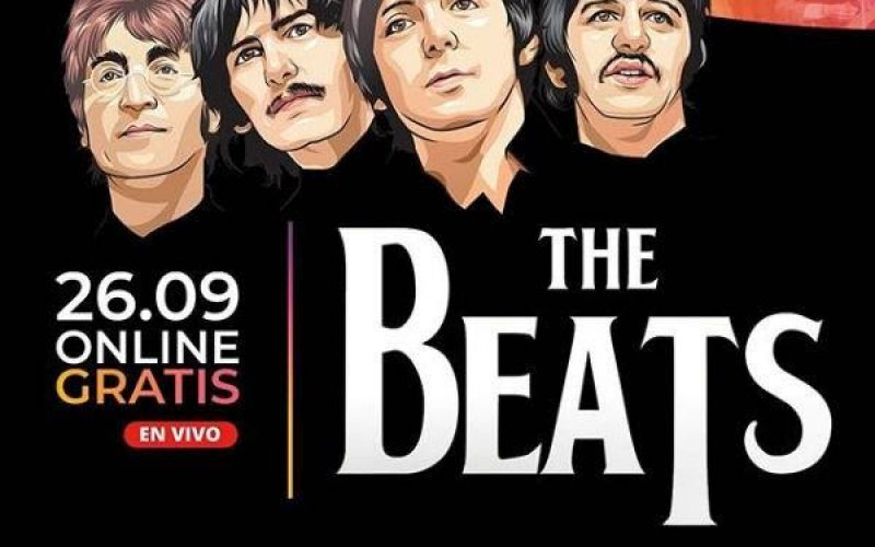 The Beats en vivo! (26/9)