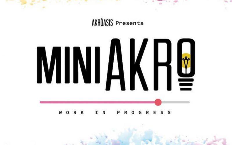 Miniakro – work in progress