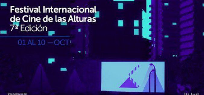 7ma. Edición del Festival Internacional de Cine de las Alturas